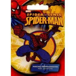 Spider-man 7x6 cm Broderet Strygemærke
