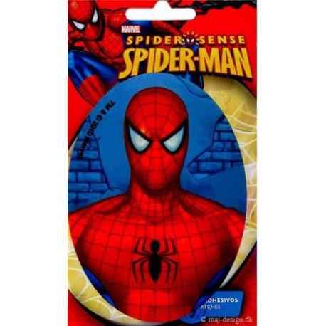 Strygelap Spider-man oval 11x8 cm