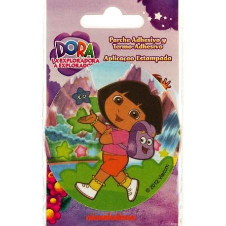Strygelap Dora med rygsæk Ø ca.7,5 cm