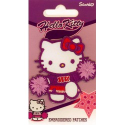 Hello Kitty Lilla strygemærke
