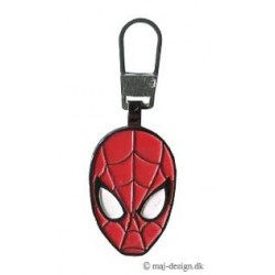 Spider Man Lynlås vedhæng