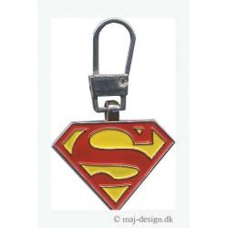 Superman Lynlås vedhæng