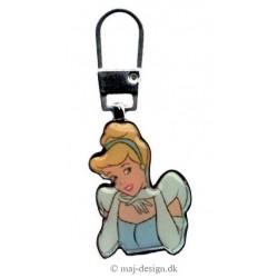 Lynlås vedhæng Askepot Disney Prinsesse