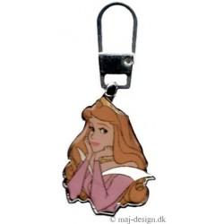 Lynlås vedhæng Tornerose Disney Prinsesse