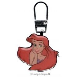 Lynlås vedhæng Ariel Disney Prinsesse