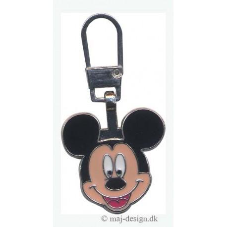 Mickey Mouse Lynlås vedhæng