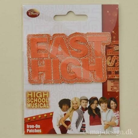 East High Strygemærke 4,5x7 cm