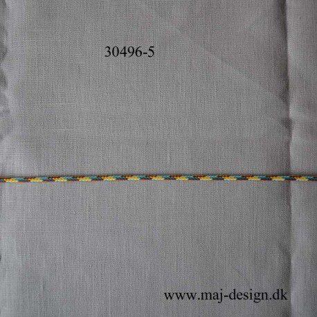 Anoraksnor Multicolor 5 mm