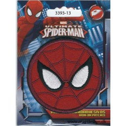 Spider-man 7 cm Broderet Strygemærke