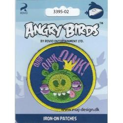Angry Birds Ø6 strygemærke