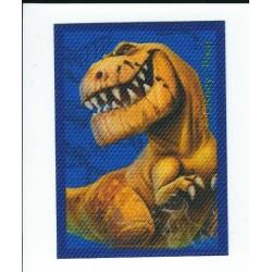Den gode dinosaur Bruno Printet strygemærke 7x5 cm