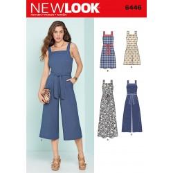 Spencer/kjole og jumpsuit New look snitmønster