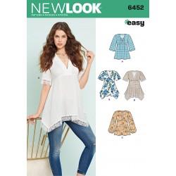 Tunika New look snitmønster