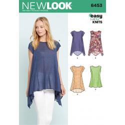 Tunika New look snitmønster easy