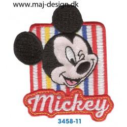 Disney Mickey Mouse 6x5 cm.