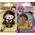 Hello Kitty, Dora og Bamser - Hello Kitty, Dora the explorer og Bamse strygemærker