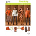 Simplicity snitmønster - Simplicity snitmønster,Find det mønster der passer dig Her du spørgsmål så ring eller sende en mail. Simplicity snitmønster er på engelsk med dansk ordforklaring